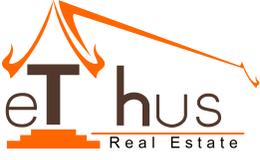 ET HUS Real Estate Logo