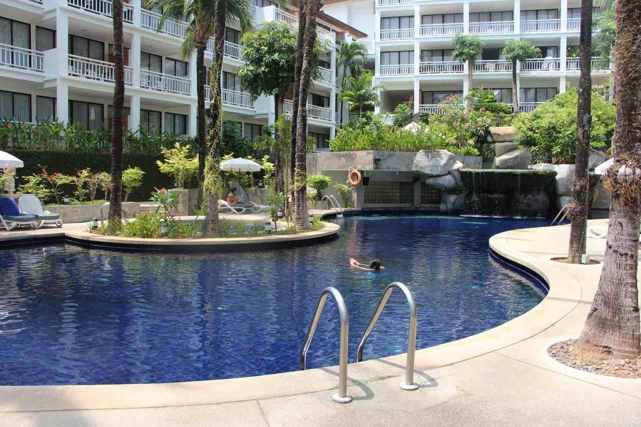 Et Hus Real Estate Condo Patong Beach For 2