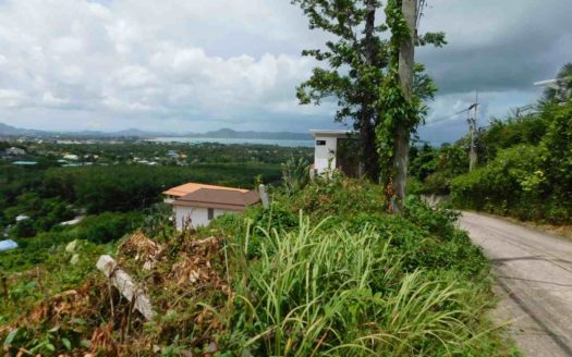 Land Sea View For Sale Rawai (2)