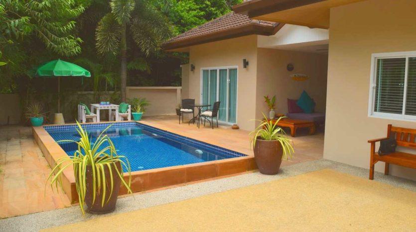 Beautiful Pool Villa In Rawai For Sale (1)pool
