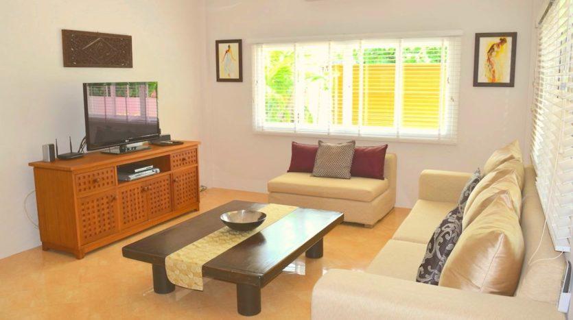 Beautiful Pool Villa In Rawai For Sale (5)living Area