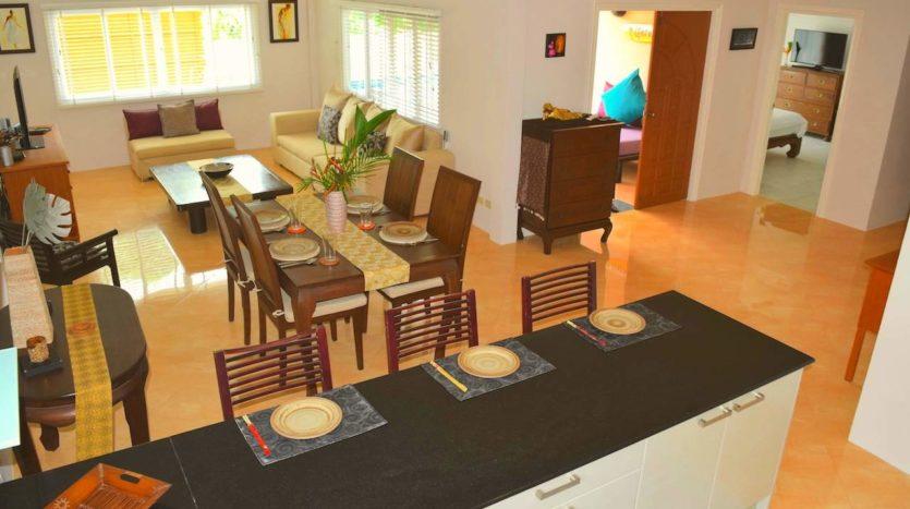 Beautiful Pool Villa In Rawai For Sale (9)dining