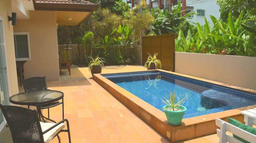 Beautiful Pool Villa In Rawai For Sale Terrace