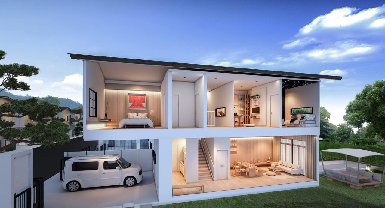 Japanese Loft Home For Sale | eT hus Real Estate Agency