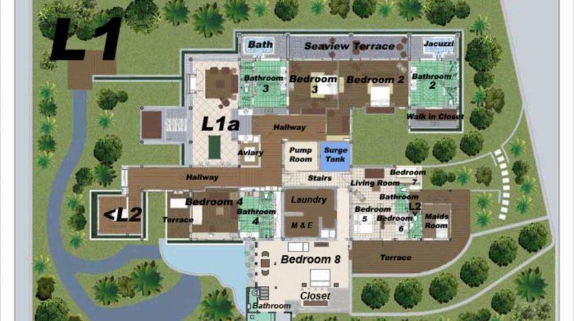Plan Surin Beach Luxury Seaview Villa (17)