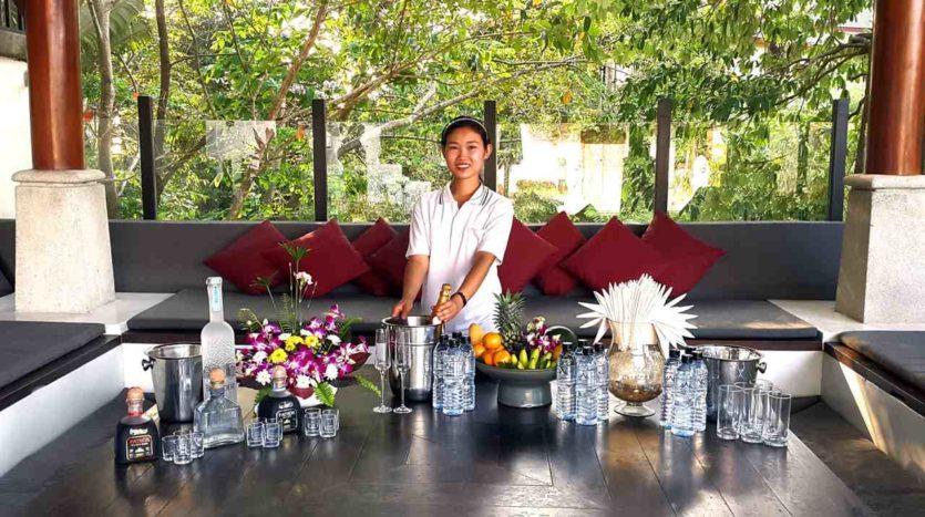 Surin Beach Luxury Seaview Villa - Buying property in Phuket