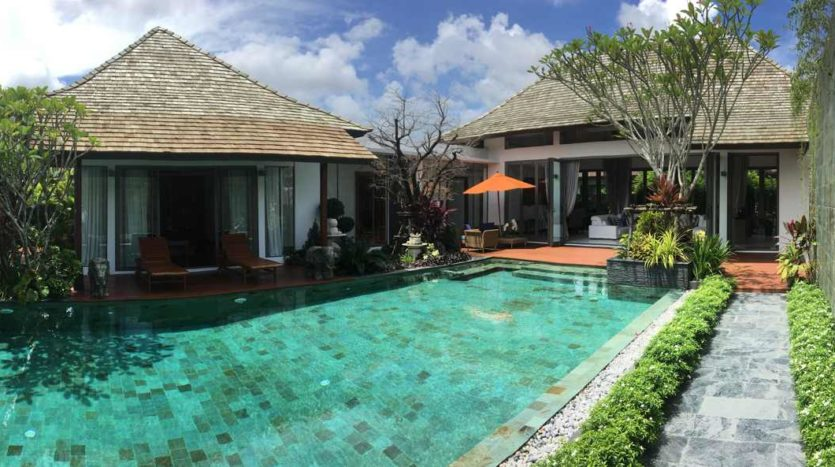 Luxury Villa For Sale Cherng Talay B1 Panorama