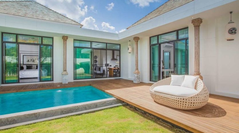 Pool Villa For Sale Chalong Beach Phuket (11)