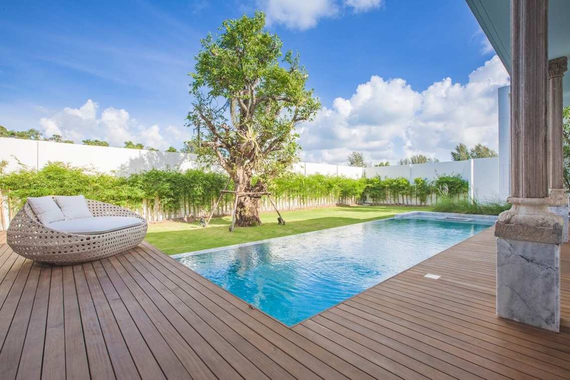 terrace pool villa for sale chalong beach phuket 12 et. Black Bedroom Furniture Sets. Home Design Ideas