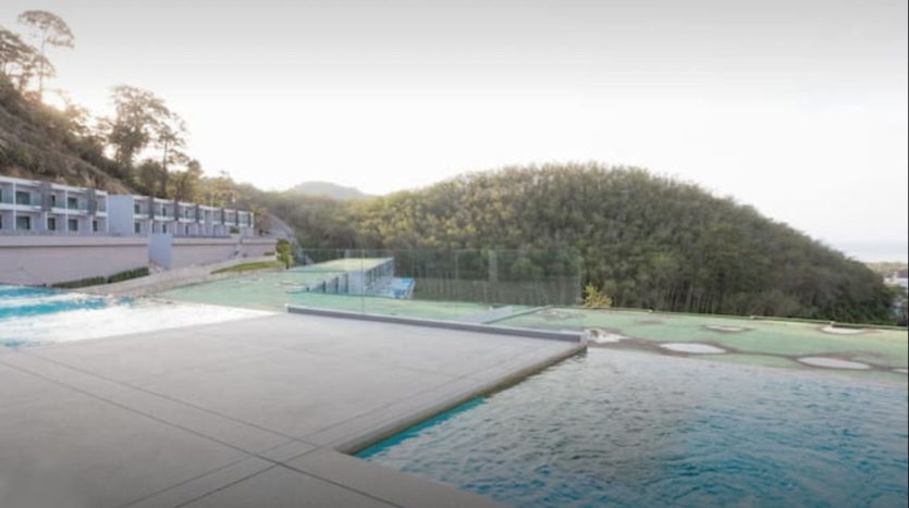 Patong Apartment For Sale Phuket Pool (1)
